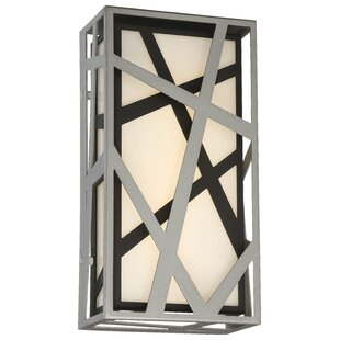 George Kovacs by Minka Duvera 1-Light Outdoor Sconce