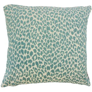 Pesach Animal Print Throw Pillow Cover