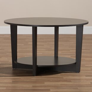 Hinesville Wooden Coffee Table by Ebern D..