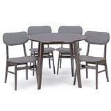 Pleasant Avenue 5 Piece Dining Set by George Oliver