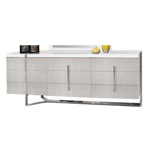 Affordable Price Ashmore 9 Drawer Dresser by Orren Ellis