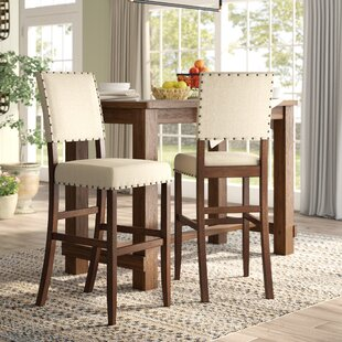 Orth Calila 30.25 Bar Stool (Set of 2) Gracie Oaks