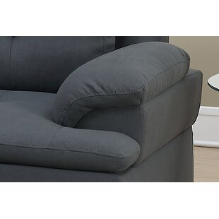 Elmdale Left Hand Facing Sectional with Ottoman