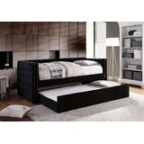 Eldorado Twin Daybed with Trundle by Rosdorf Park