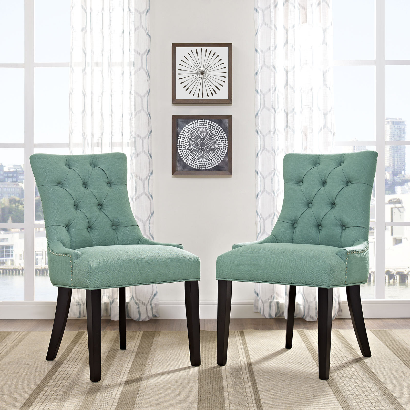 Modway Regent Upholstered Dining Chair