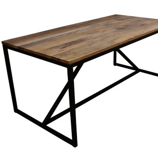 Union Rustic Shery Dining Table