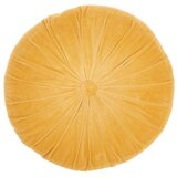 Gaelle Round Cotton Pillow Cover & Insert