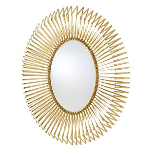 Global Views Andrea's Accent Mirror