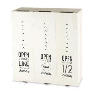 Marketplace™ 3 Bottle Wine Carrier