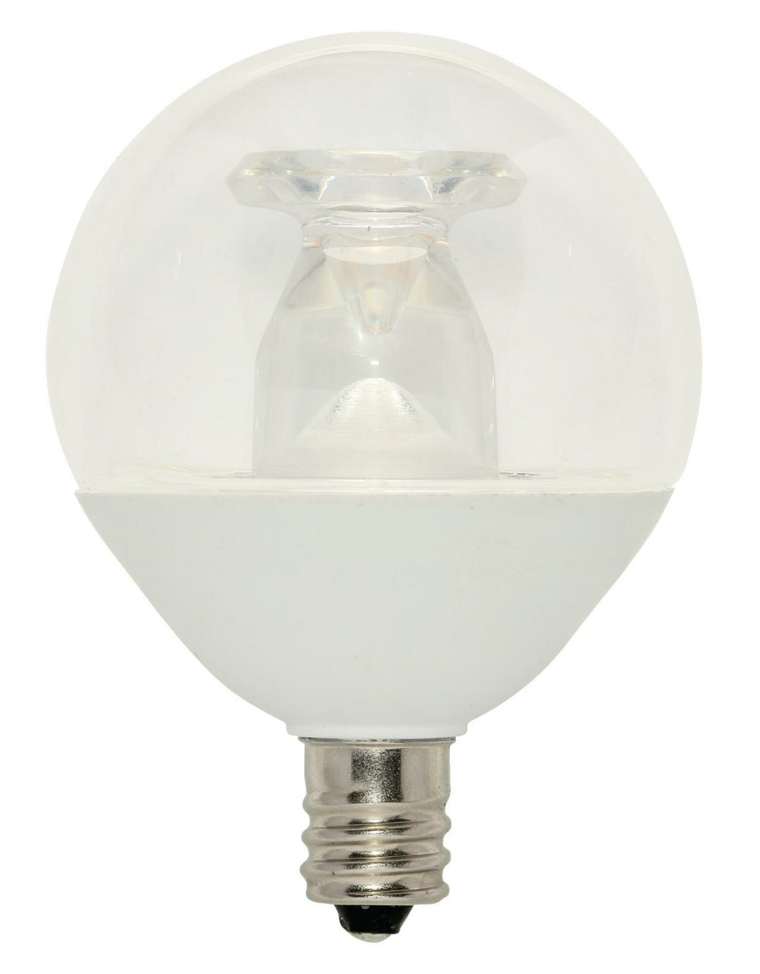 Westinghouse Lighting 60w Equivalent E12 Candelabra Led Globe Light Bulb Wayfair