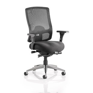 High-Back Mesh Desk Chair By Symple Stuff