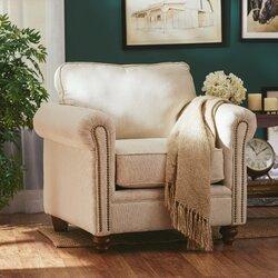 serta upholstery caroll armchair - Serta Recliners