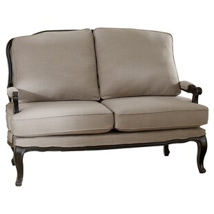 Aadi Classic French Loveseat by One Allium Way