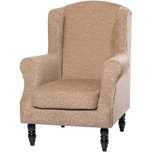 Croley Wingback Chair by Red Barrel Studio