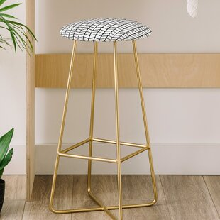 30 Bar Stool by East Urban Home Modern