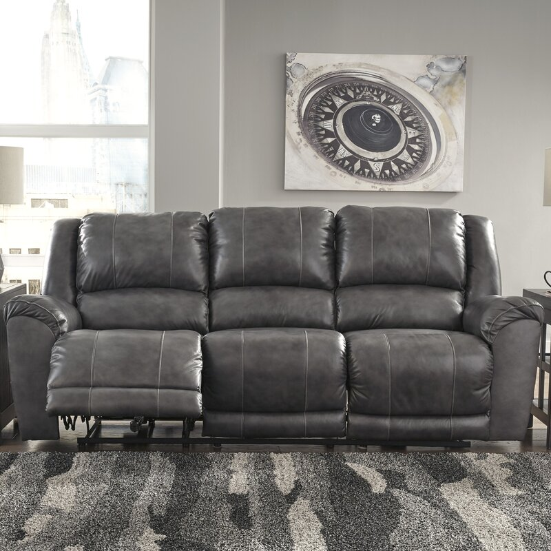 Peachy Waterloo Leather Reclining Sofa Download Free Architecture Designs Grimeyleaguecom