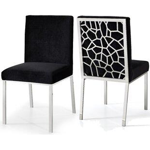 Pamela Upholstered Dining Chair (Set of 2)