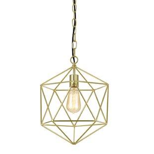 Mistana Todd 1-Light Pendant