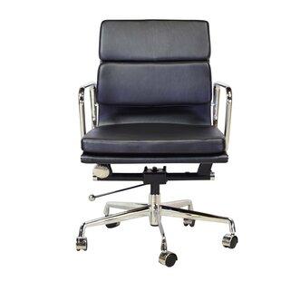 Latitude Run Rye Double Padded Desk Chair