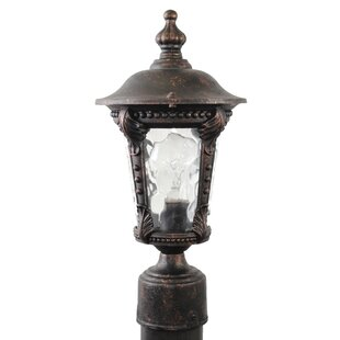 Inexpensive Flannigan 1-Light Lantern Head By Charlton Home