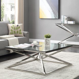 Caroll Coffee Table by Orren Ellis