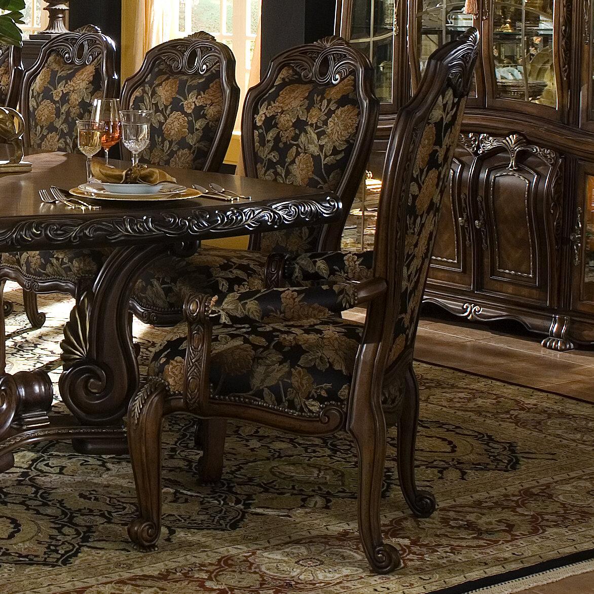 Michael Amini Oppulente Arm Chair U0026 Reviews | Wayfair