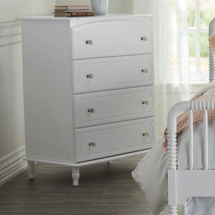 Rowan Valley Laren 4 Drawer Chest by Little Seeds