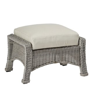 Summer Classics Regent Ottoman with Cushion