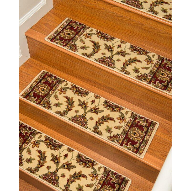 Sydney Cream Classic Persian Stair Tread