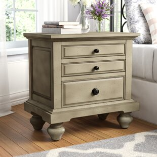 Philomena 2 Drawer Nightstand by Lark Manor