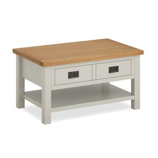 Viewcrest Coffee Table With Storage By August Grove