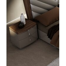 Marchelle 2 Drawer Nightstand by Orren Ellis