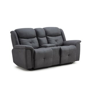 Bjerne Reclining 38 Pillow Top Arm Loveseat