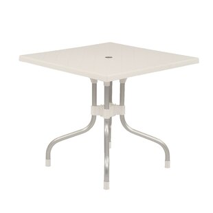 Keene Commercial Grade Folding Aluminum Dining Table