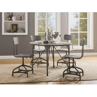 5 Piece Dining Set by HomeRoots