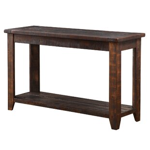 Brigham Rectangular Top Console Table by Loon Peak