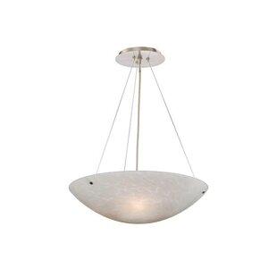 Ebern Designs Moris 3-Light Bowl Pendant
