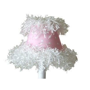 Fairy Fluff 11 Fabric Empire Lamp Shade