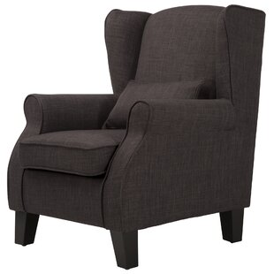 Normandie Wingback Chair