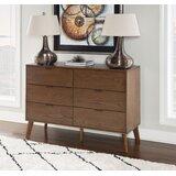 Radcliff 6 Drawer Double Dresser by Corrigan Studio®