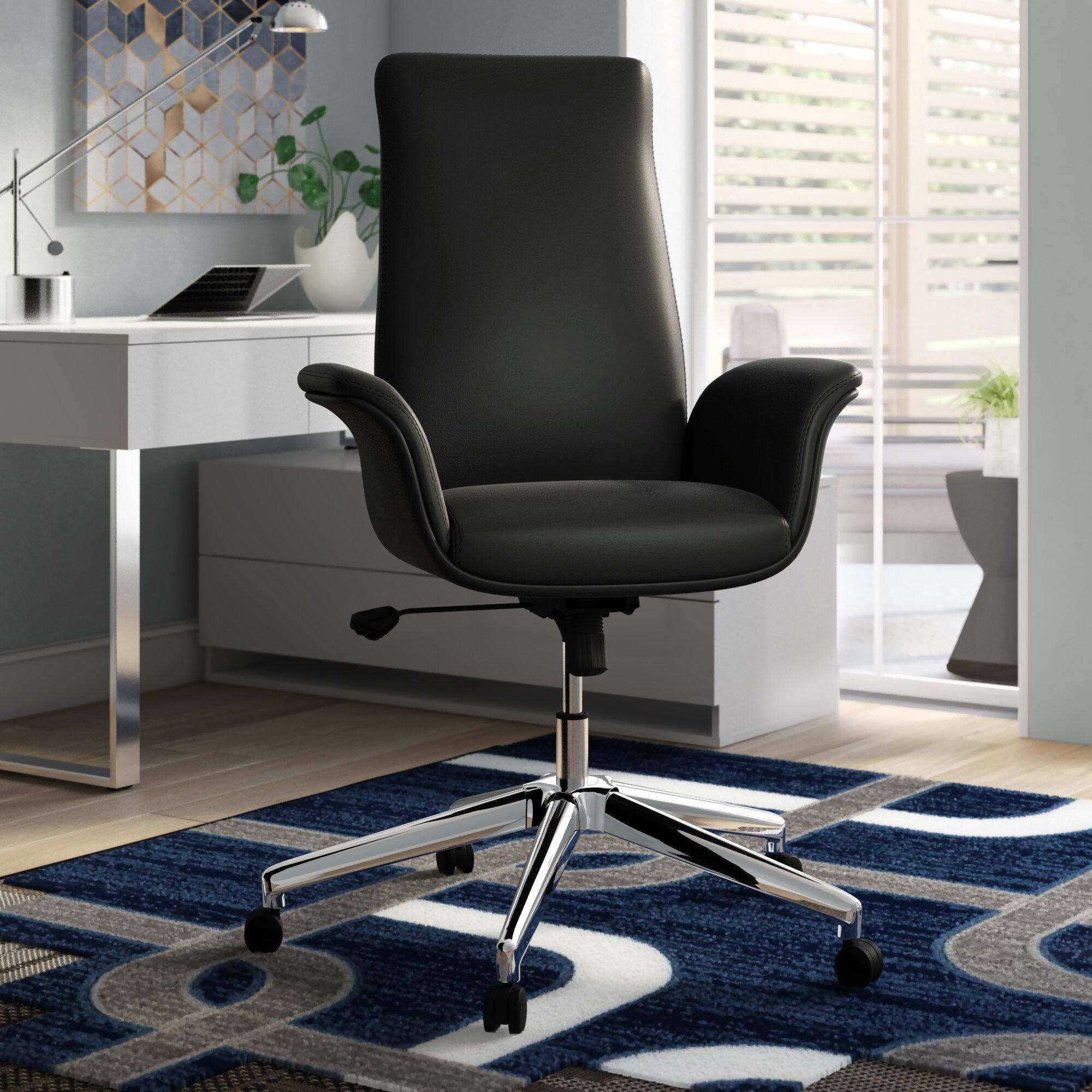 Mercury Row Nordstrom Executive Chair Reviews Wayfair