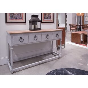 Sarreid Ltd French 4 Drawer Buffet Table