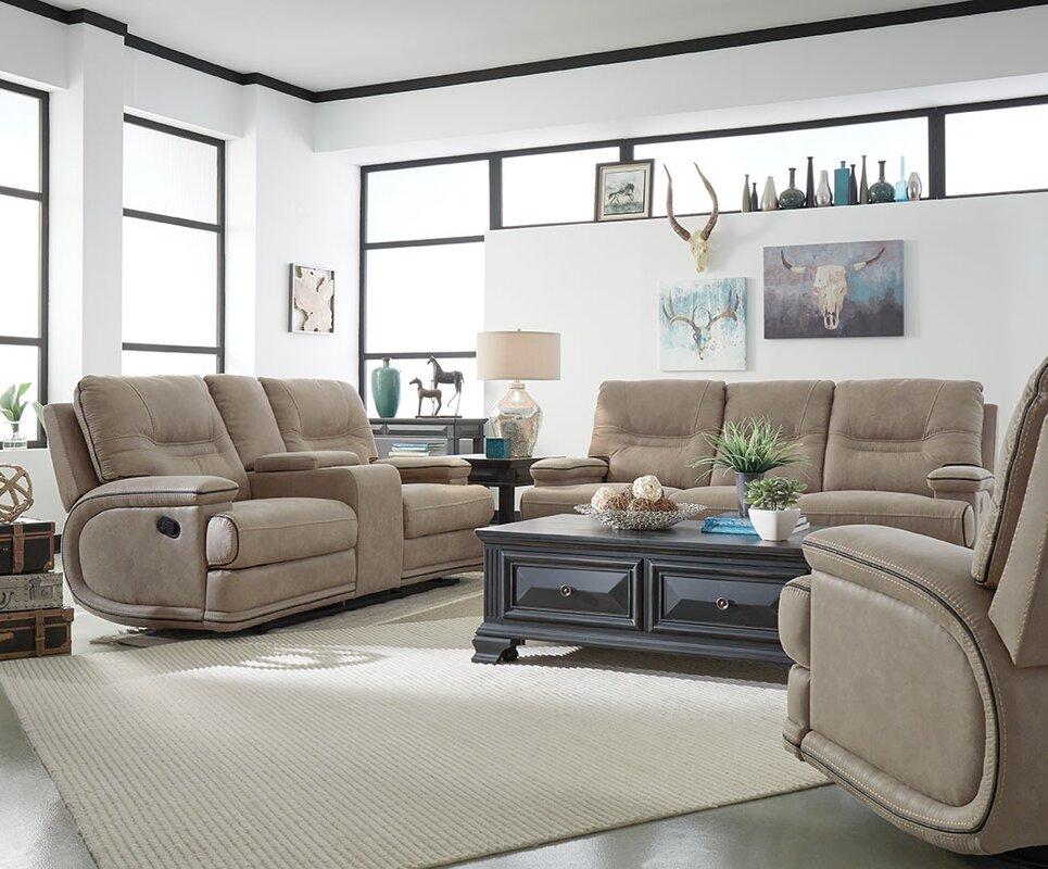 Latitude Run Camron Configurable Living Room Set & Reviews | Wayfair