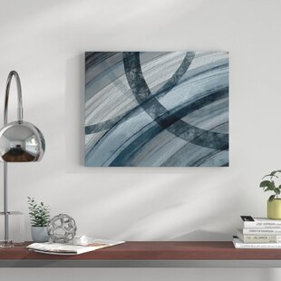 Sectional Centric Graphic Art Print On Canvas