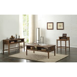 Brayden Studio Ruger 2 Piece Coffee Table Set
