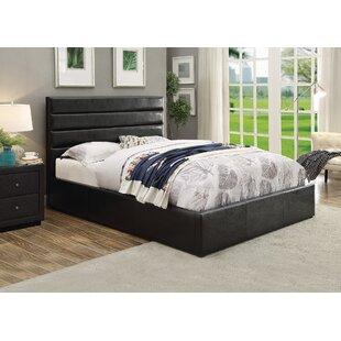 Orren Ellis Olvera Upholstered Storage Panel Bed