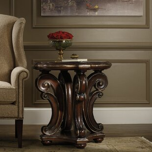 Grand Palais End Table by Hooker Furniture