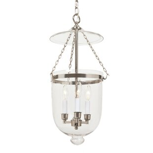 Alcott Hill Bryana 3-Light Urn Pendant