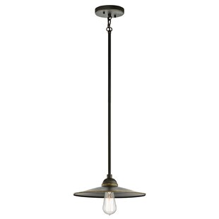 17 Stories Luzia 1-Light Cone Pendant