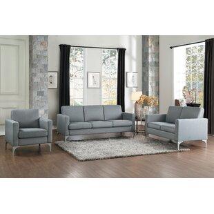 Orren Ellis Suhununu Configurable Living Room Set